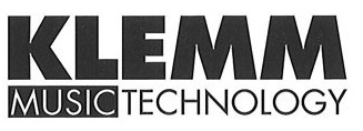 Klemm Music Logo