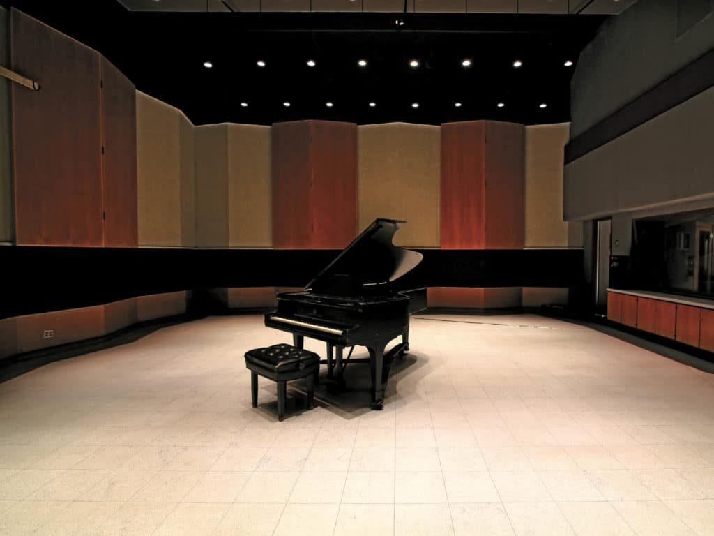 Aufnahmeraum Capitol Studios
